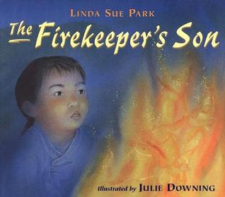 The Firekeeper's Son image cover