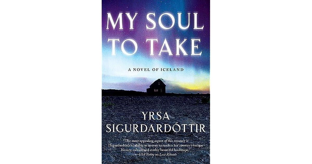 To my book soul take
