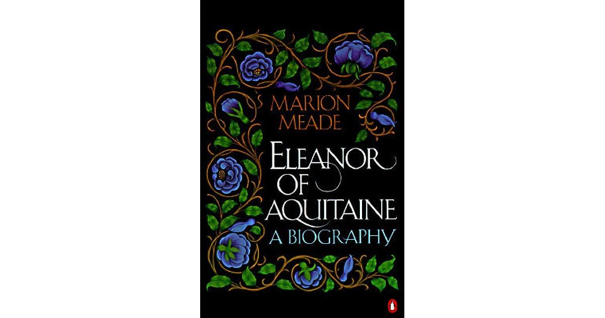 impact of eleanor of aquitaine in