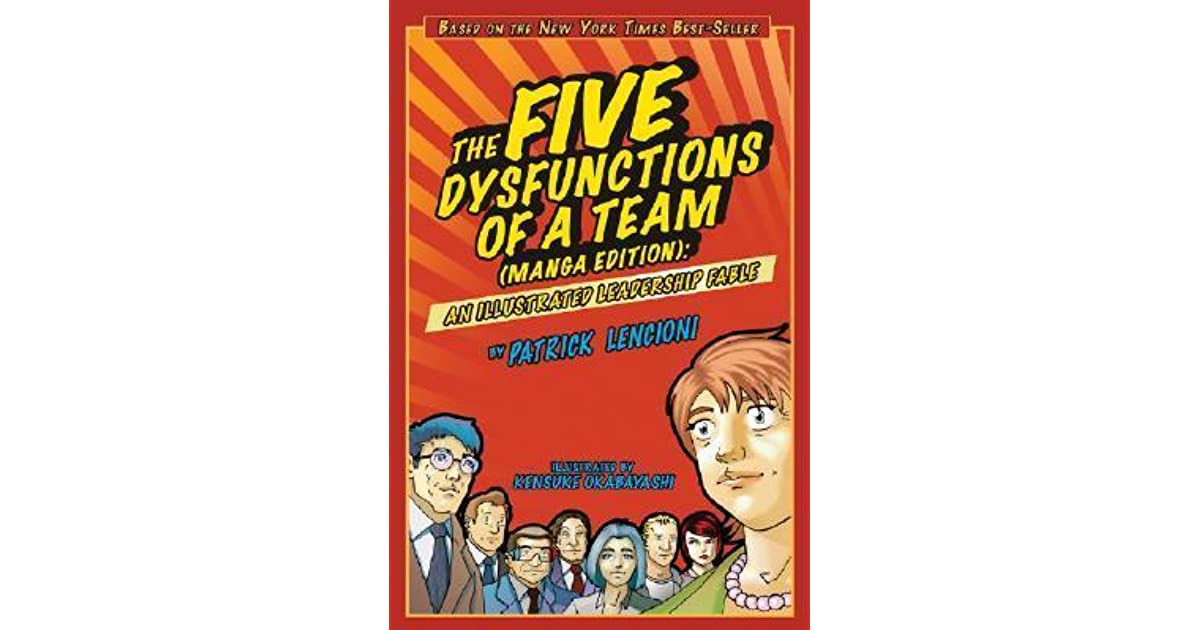 the five dysfunctions of a team pdf ebook