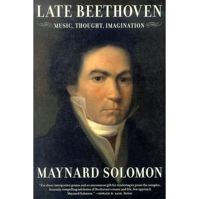 essays on beethovens music