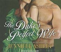 The Duke's Perfect Wife (Highland Pleasurs, #4)