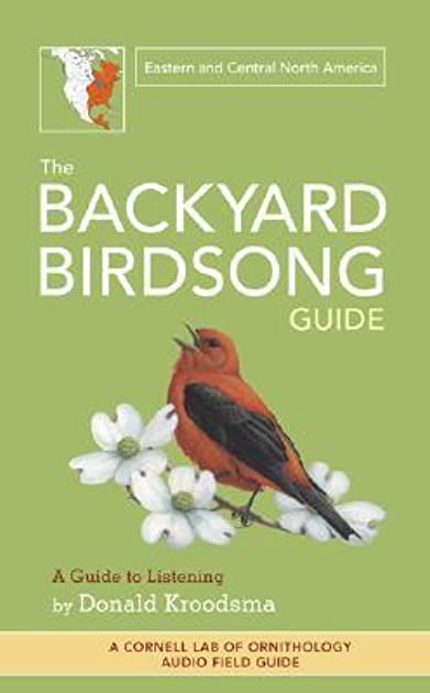 the backyard birdsong guide eastern and central north america a rh goodreads com Backyard Birdsong Guide Eastern Western North America
