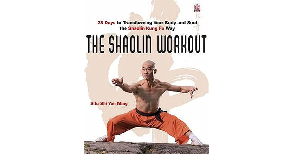 Download the ebook shaolin workout