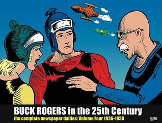 Buck Rogers in the 25th Century: The Complete Newspaper Dailies, Vol. 4: 1934-1935