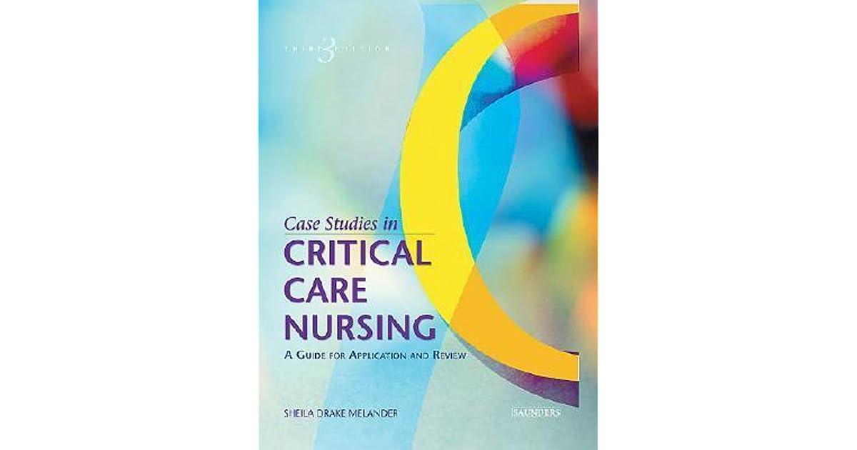 critical care cases pdf
