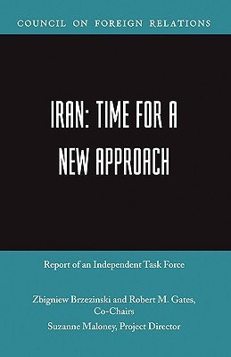 Iran: Time for a New Approach