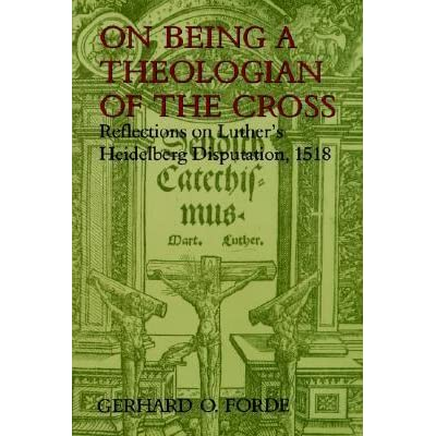 """thesis for heidelberg disputation The heidelberg disputation athe theology of the cross in modern theology ba few major tendencies ahumility theology boriginal sin  thesis 8: """"it is certain that one must utterly despair of oneself in order to be made fit to receive the grace of."""
