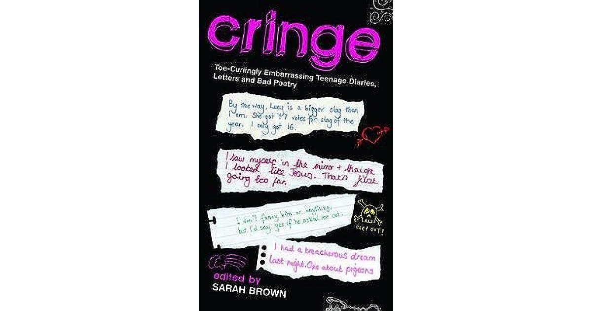 Krybe Toe Curlingly Pinligt Teenage Diaries, Kærlighed-4977