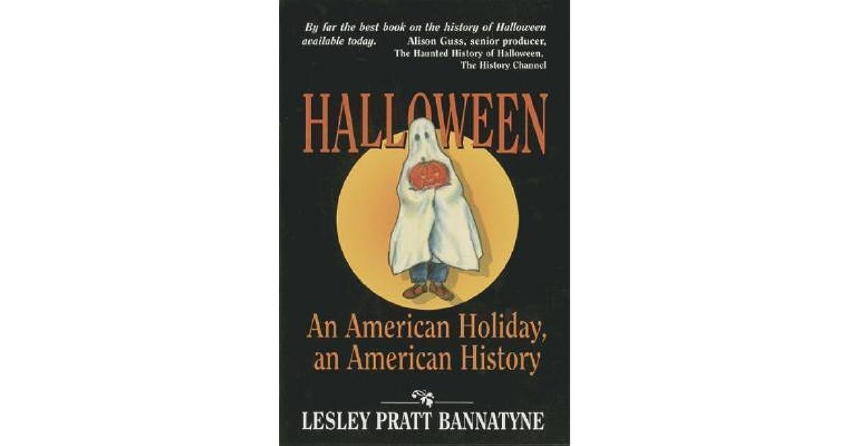 halloween an american holiday an american history