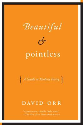 Beautiful & Pointless by David Orr