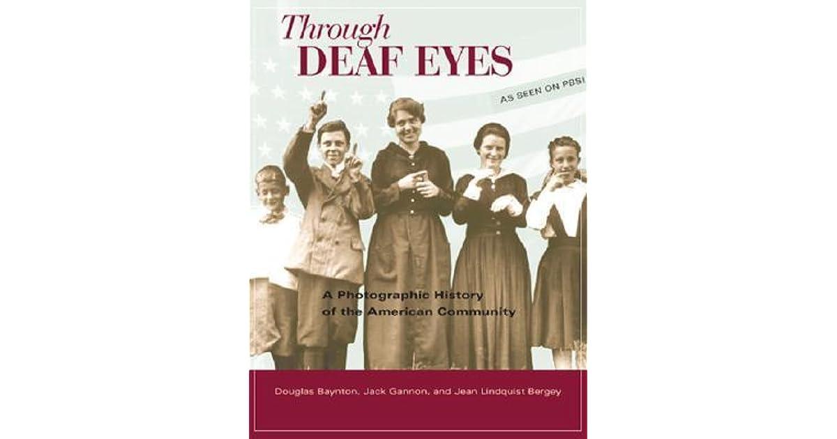 through deaf eyes review