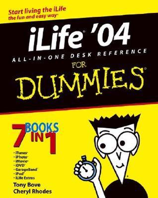 iLife  04 All-in-One Desk Reference for Dummies (ISBN - 0764573470)