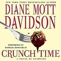 Crunch Time (Goldy Bear Culinary Mystery,#16)