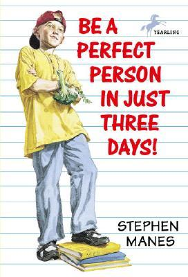 Be a Perfect Person in Just Three Days
