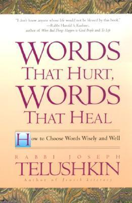words that hurt words that heal