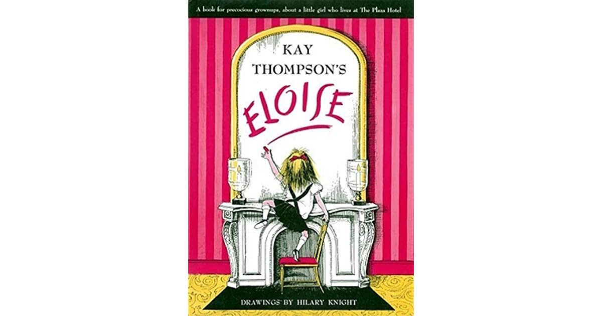 Eloise At Christmastime Vhs.Eloise By Kay Thompson