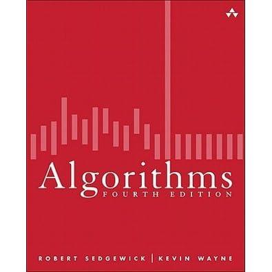 Algorithms by robert sedgewick fandeluxe Choice Image