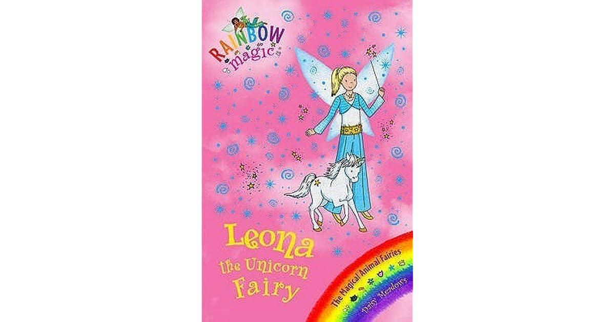 Leona the Unicorn Fairy by Daisy Meadows