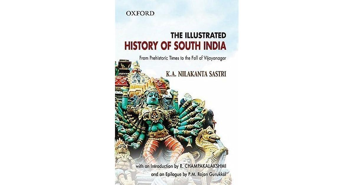 Books by K.A. Nilakanta Sastri (Author of A History of South India)