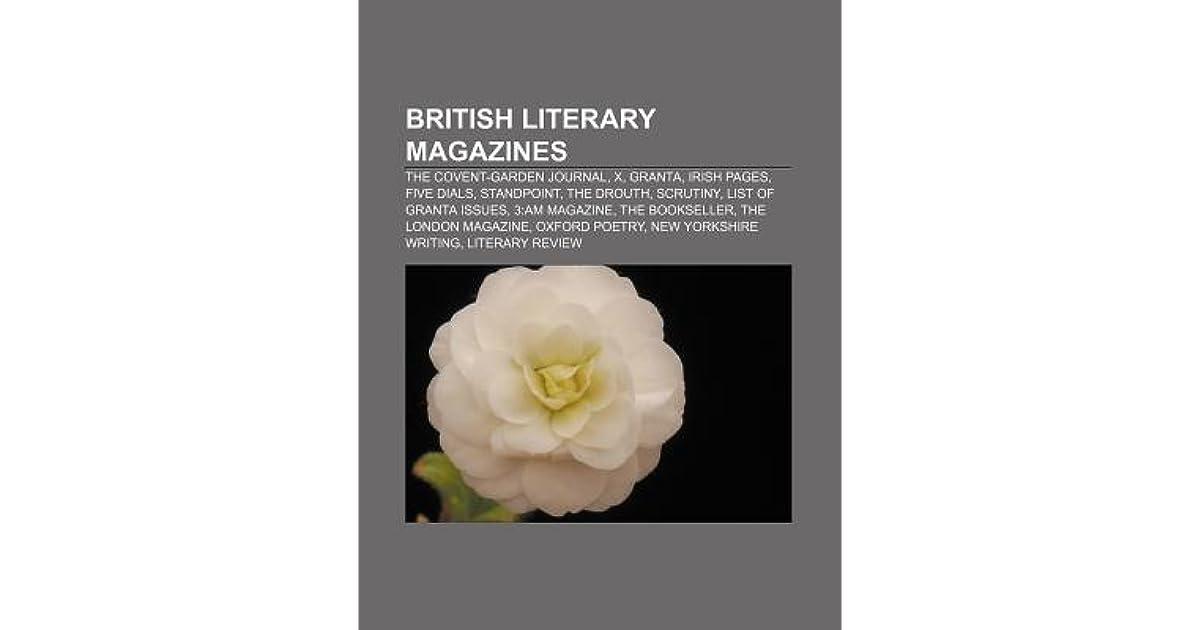 British Literary Magazines: The Covent-Garden Journal, X