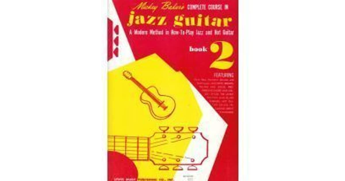Jazz Guitar Book