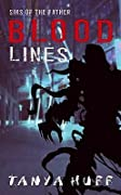 Blood Lines (Vicki Nelson #3)