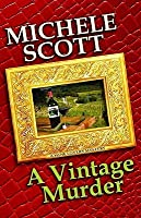 A Vintage Murder (A Wine Lover's Mystery, #4)