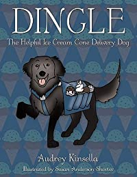 Dingle: The Helpful Ice Cream Cone Delivery Dog