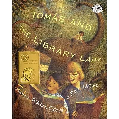 The Lady in the Library