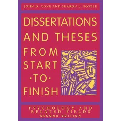 cone and foster dissertation James h cone cone in 2009 born: james hal cone () leading cone to consider gender issues more prominently and foster the development of womanist theology.