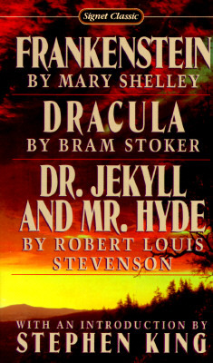 Frankenstein / Dracula / Dr Jekyll And Mr Hyde