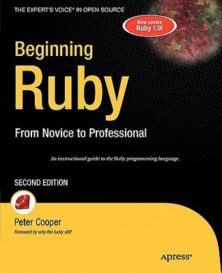 Beginning Ruby by Peter Cooper