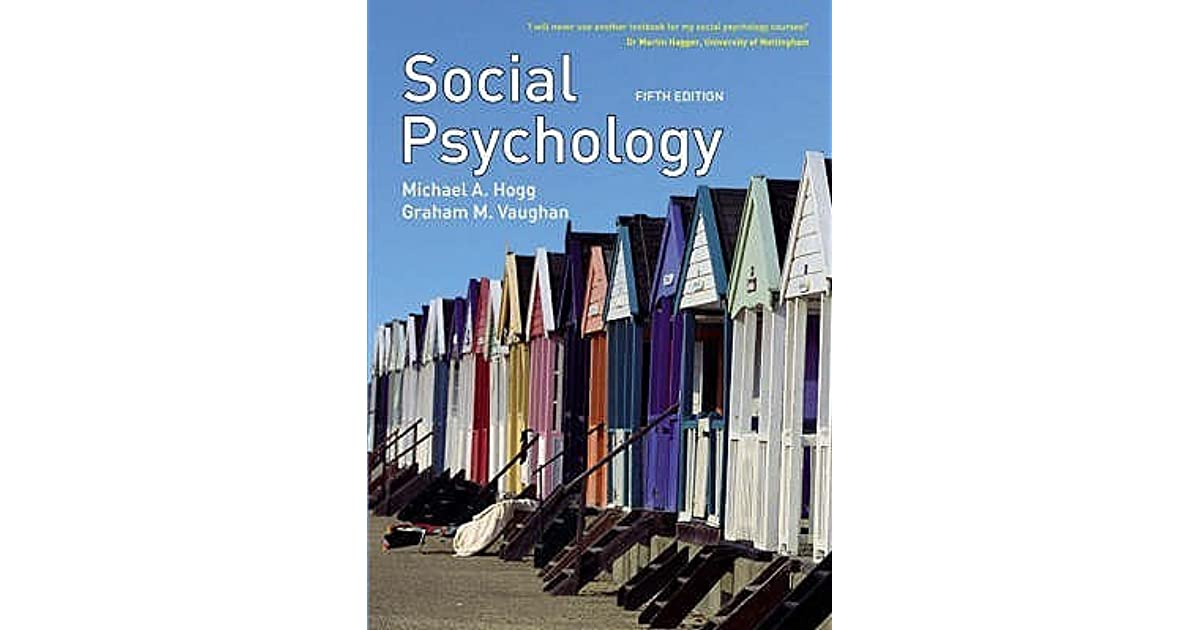 Social psychology by michael a hogg fandeluxe Image collections