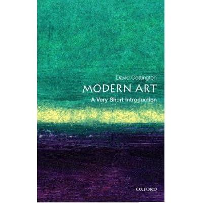A Short Introduction To Modern Art