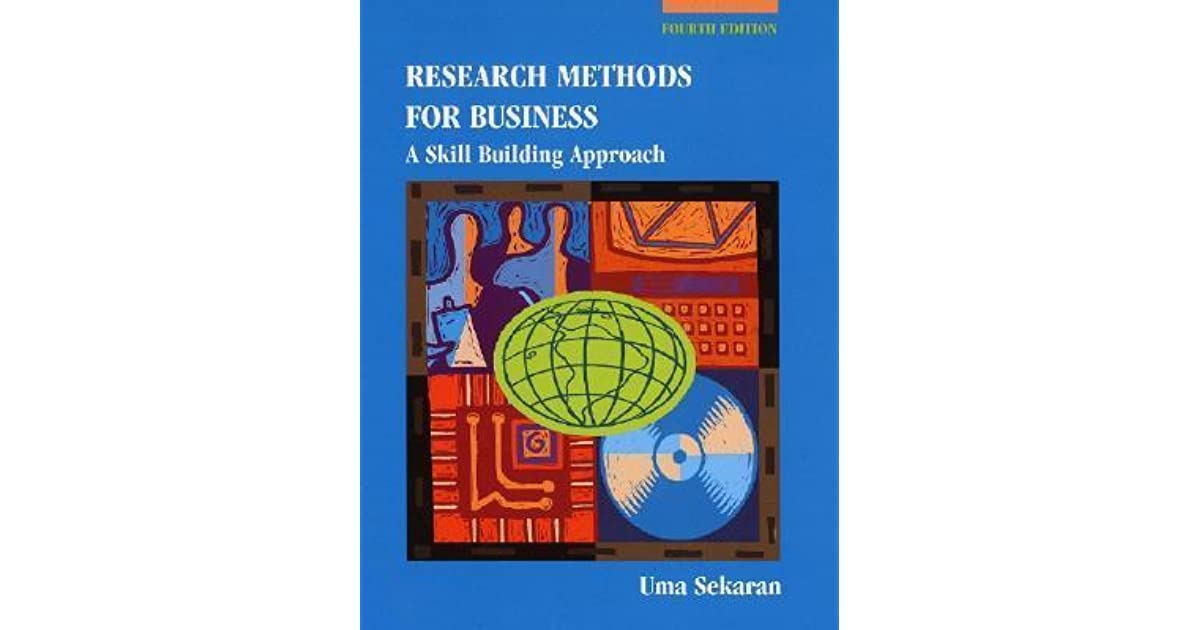 Research Methodology By Uma Sekaran Pdf