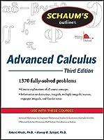 Schaum's Outline of Advanced Calculus (Schaum's Outline Series)