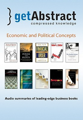 Ecomonics and Political Concepts (get Abstract series)