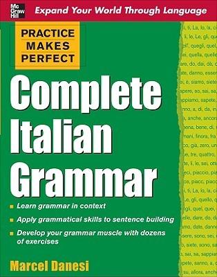 Complete Italian Grammar