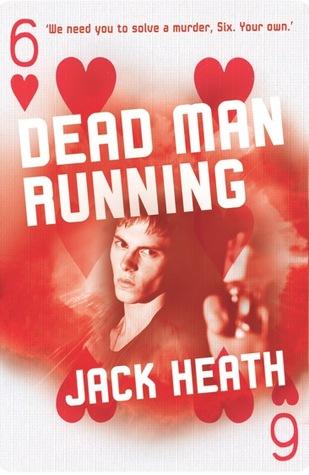 Dead Man Running (Agent Six of Hearts, #4)