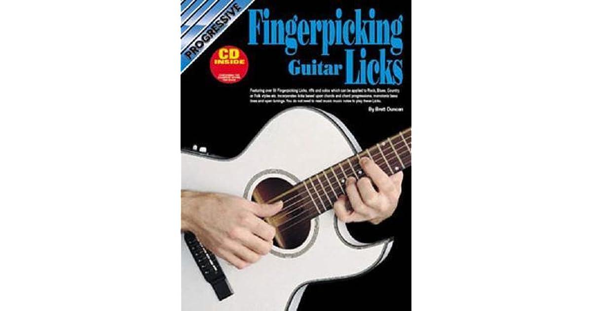 PROGRESSIVE OPEN TUNING FINGERPICKING GUITAR CD