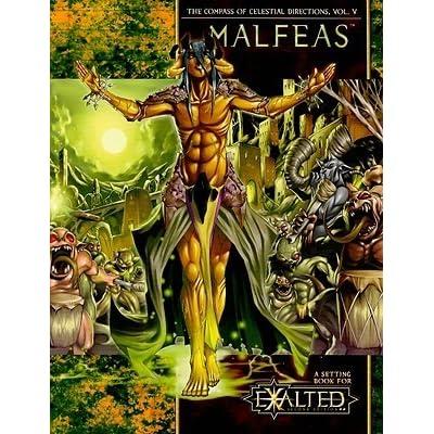 Exalted Malfeas by John Chambers