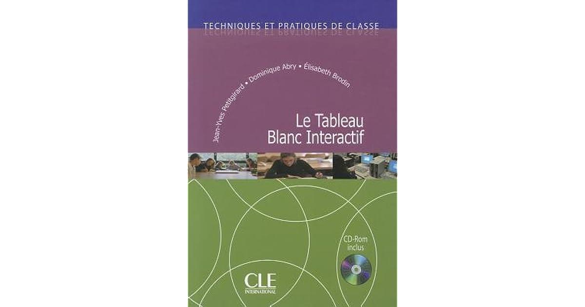 Le Tableau Blanc Interactif + Audio CD by ABRY