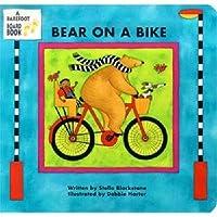 Bear On A Bike (Bear Board Book)