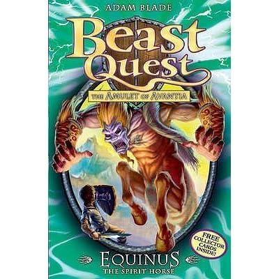 Equinus the Spirit Horse (Beast Quest, Book 20)