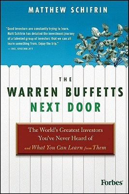 The Warren Buffetts Next Door - Matthew Schifrin