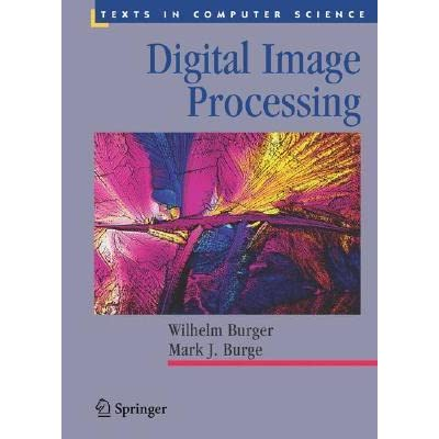 An Algorithmic Introduction Using Java Digital Image Processing