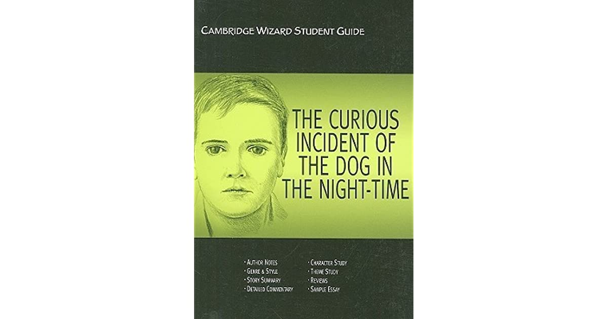 a review of the curious incident of the dog in the night time a novel by mark haddon After he's falsely accused of impaling the neighbor's dog with a garden fork, 15-year-old christopher boone, the autistic-savant hero of mark haddon's perceptive and moving first novel the curious incident of the dog in the night-time, sets about solving the case himself.