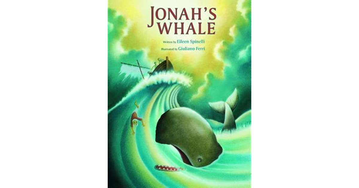 jonah and the whale poem