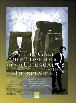 the gale encyclopaedia of the unusual and the unexplained